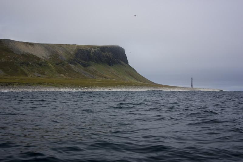 Кильдин, северо-восточная оконечность острова