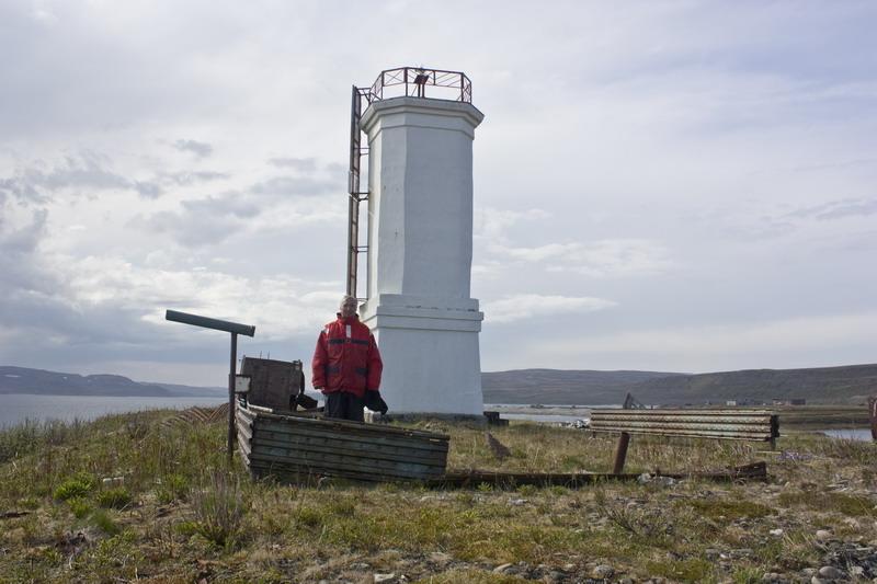 Кильдинский маяк. Спустя 50 лет.