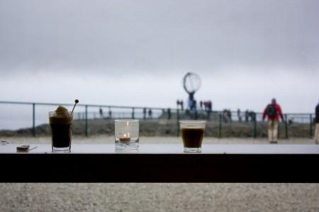 Нордкап. Кафе