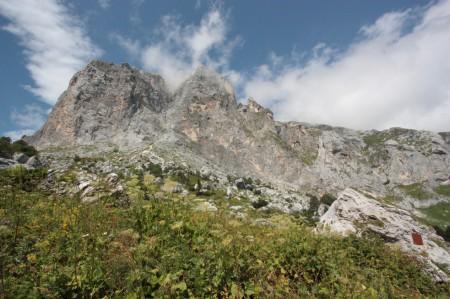 Гора Фишт. Западный Кавказ