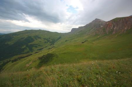 Там, вдалеке, перевал Армянский