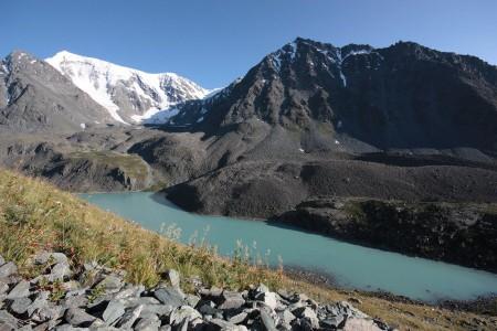 Алтай. Озеро Зеленое