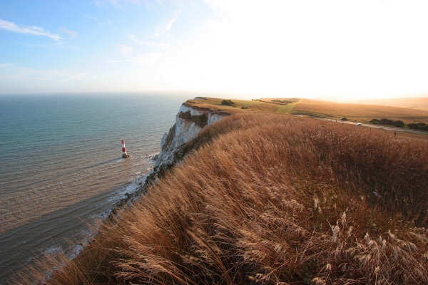 Мыс Beachy Head, маяк