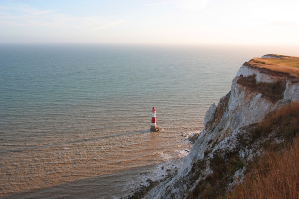 Мыс Бичи Хэд, Beachy Head, маяк