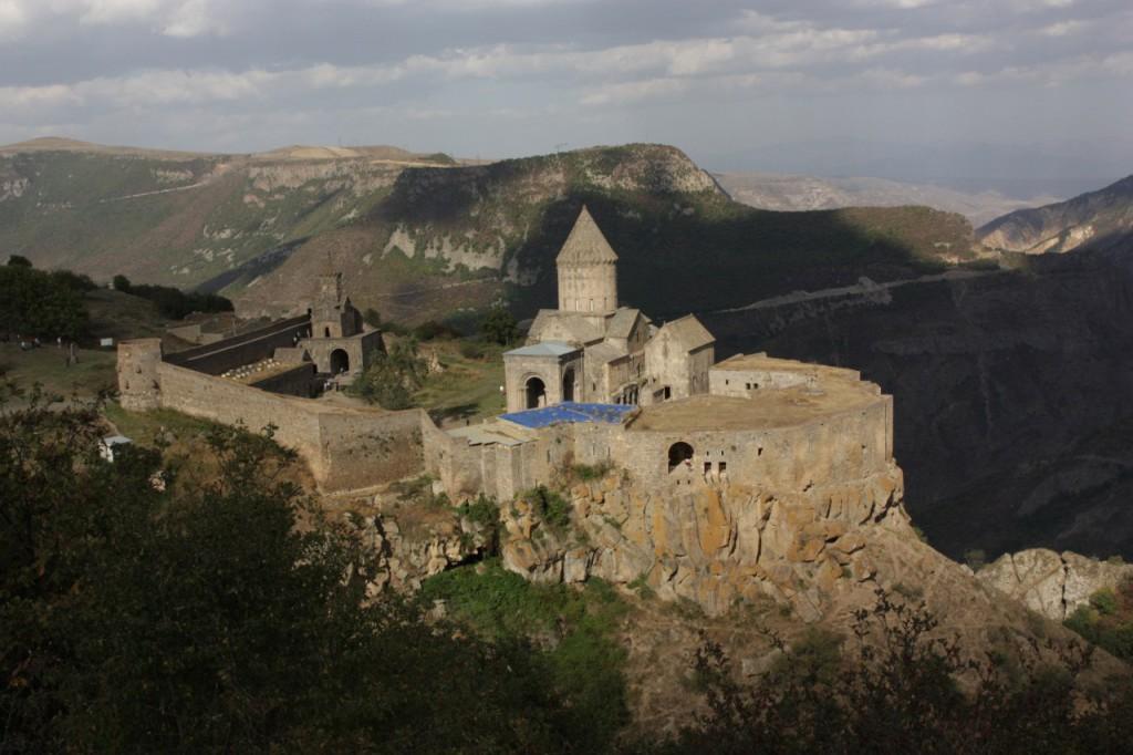 Татевский монастырь, Татев, Армения