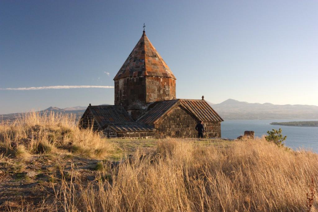 Монастырь Севанаванк, Севан, Армения