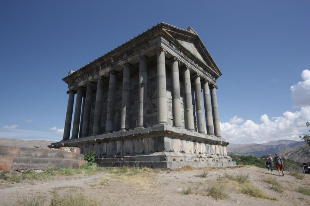 Храм Михра, Гарни, Армения
