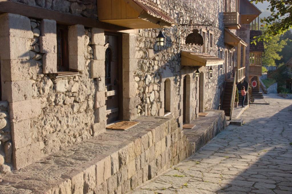 Старый Дилижан, Армения