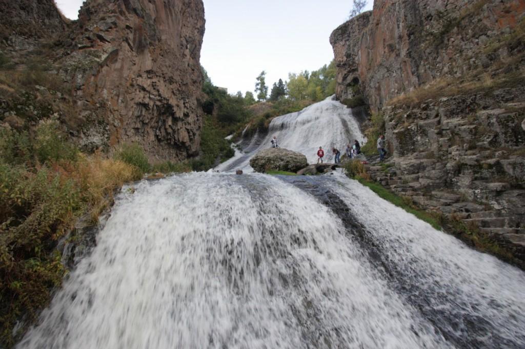 Водопад Джермук, Армения